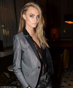 Want To Look Exactly Like Cara Delevingne?