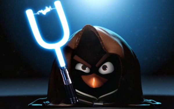 Watch the First 'Angry Birds Star Wars' Trailer