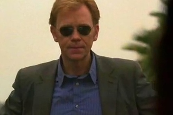 Let's All Watch David Caruso's One-Liners, One Last Time