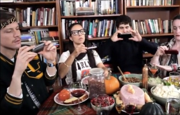 'Hipster Thanksgiving' ... You've Probably Never Heard of It