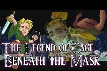 The Legend Of Zelda, Starring Nicholas Cage
