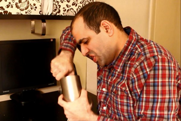 How NOT to Change a Light Bulb (Video)