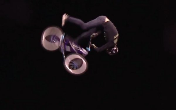 World's First Front Flip into Forward Bike Flip (Video)