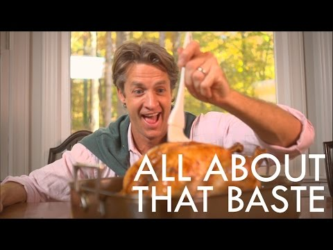 "The Family That Brought Us ""Christmas Jammies"" and ""Baby Got Class"" Celebrates Thanksgiving With ""All About That Baste"""