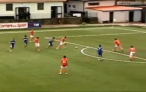 Wind Scores a Goal in Italy (Video)