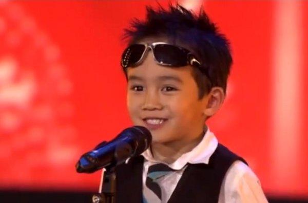 Gangnam Style Kid on Belgium's Got Talent (Video)