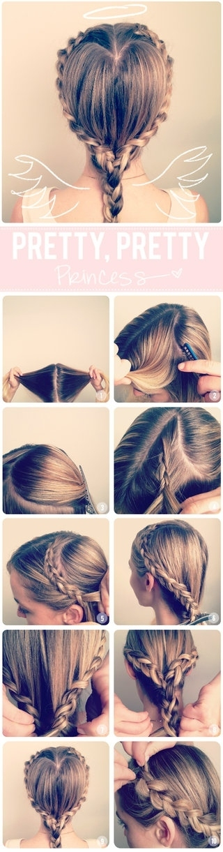 It's an Ideal Wedding Hairstyle: