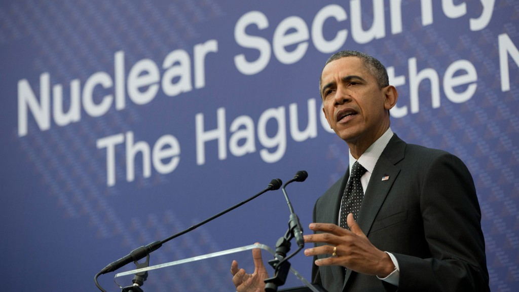 Obama Says He's 'Concerned' About a Nuclear Attack on NYC