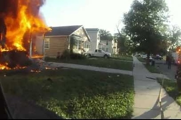 Community Post: A Year In A Firefighter's Helmet Cam