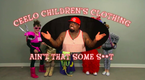 If Cee Lo Designed Childrens Clothing