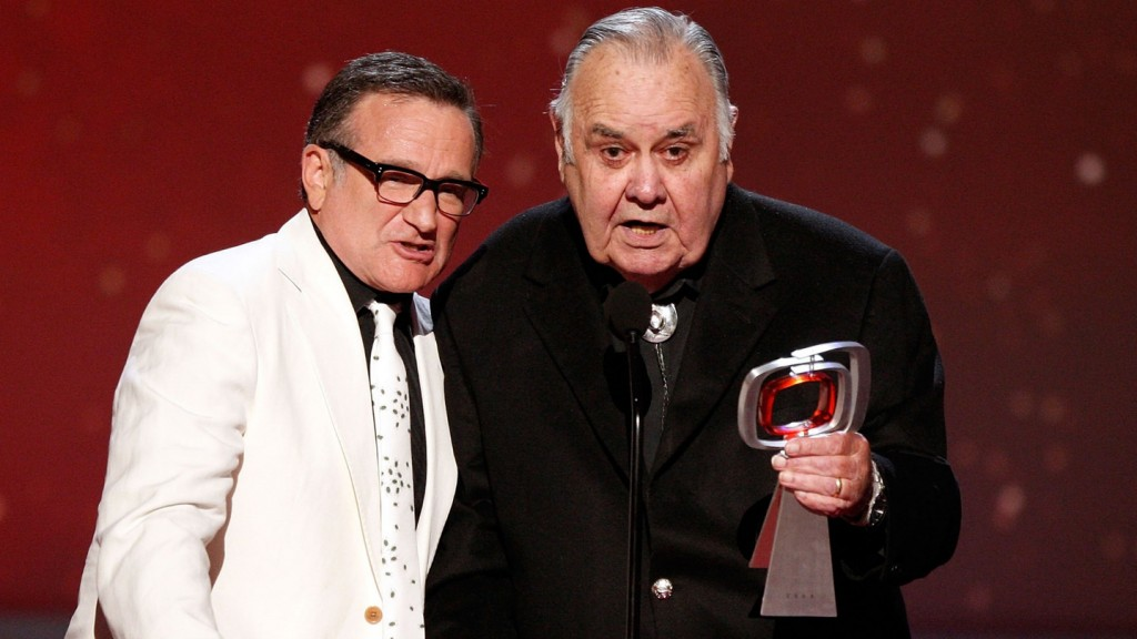 Comedy Heavyweights Remember Jonathan Winters in Tweets