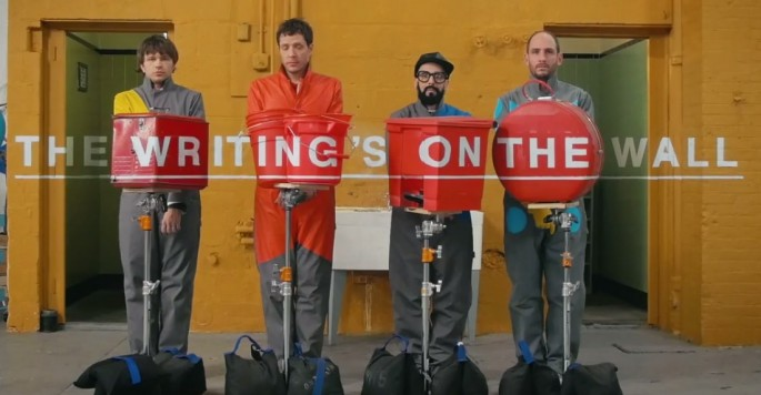 OK Go's new video is a single take of unedited, mind-bending optical illusions