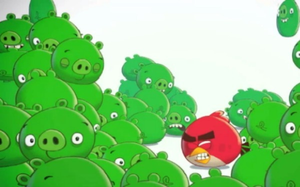 Here's What Angry Birds Sequel 'Bad Piggies' Looks Like