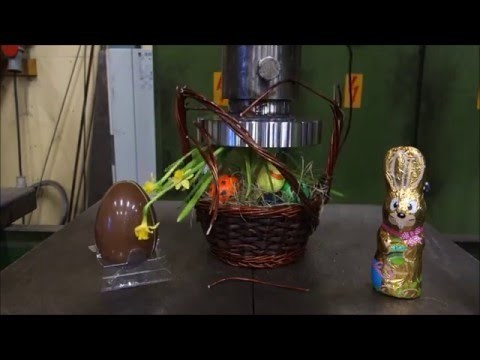 The Perfect Thing to Do With Your Easter Baskets is to Smash Them