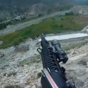 INTENSE: First-Person Video Of Soldier Selflessly Saving Squad Reminds Us We're Still At War In Afghanistan