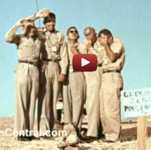 These 5 Men Survived A Nuclear Test So That One Day We All May Die