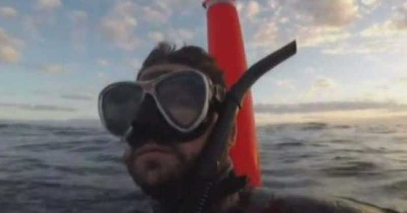He Thought He Was A Goner, So He Recorded His Final Thoughts Shortly Before Rescue