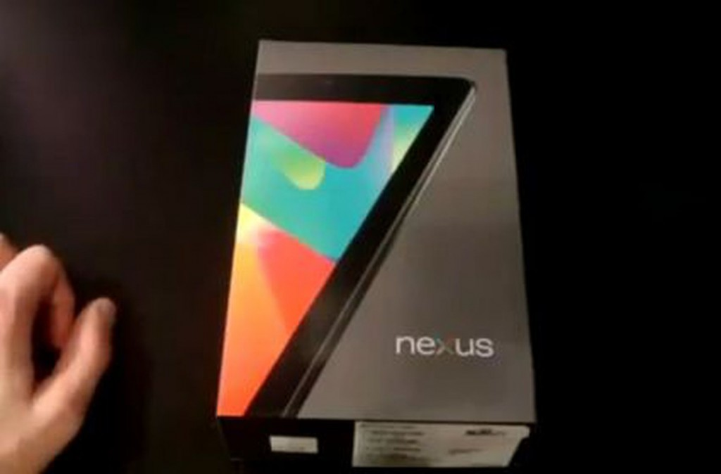 Nexus 7 Unboxing Is Harder Than You Think