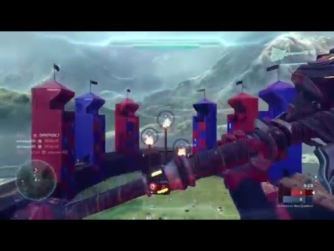 Halo 5 Takes on Quidditch for One of the Most Magical Videos You'll See on the Internet Today