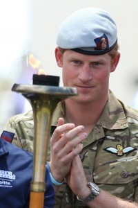 Prince Harry Helped Open The Warrior Games