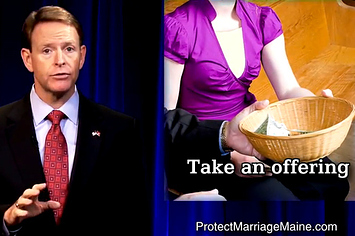 "Tony Perkins' ""5 Action Steps"" For Maine Churches On Marriage Vote"