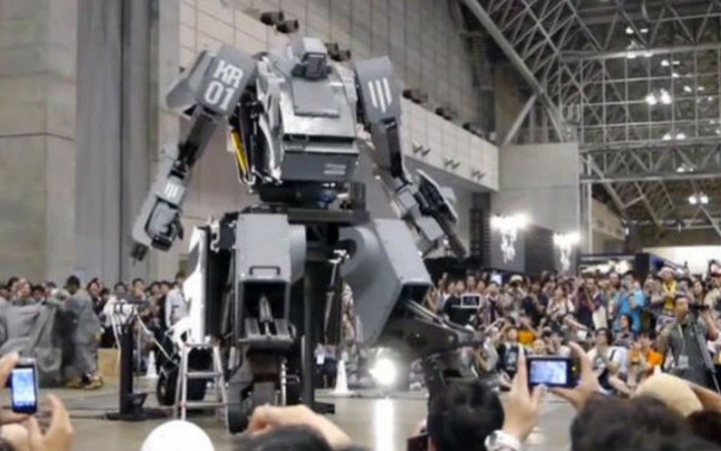 You Can Buy This Massive Robot for $1.3 Million