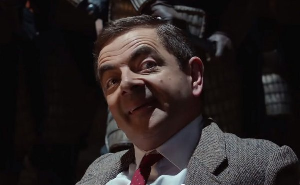 Mr Bean Snickers Ad (Video)