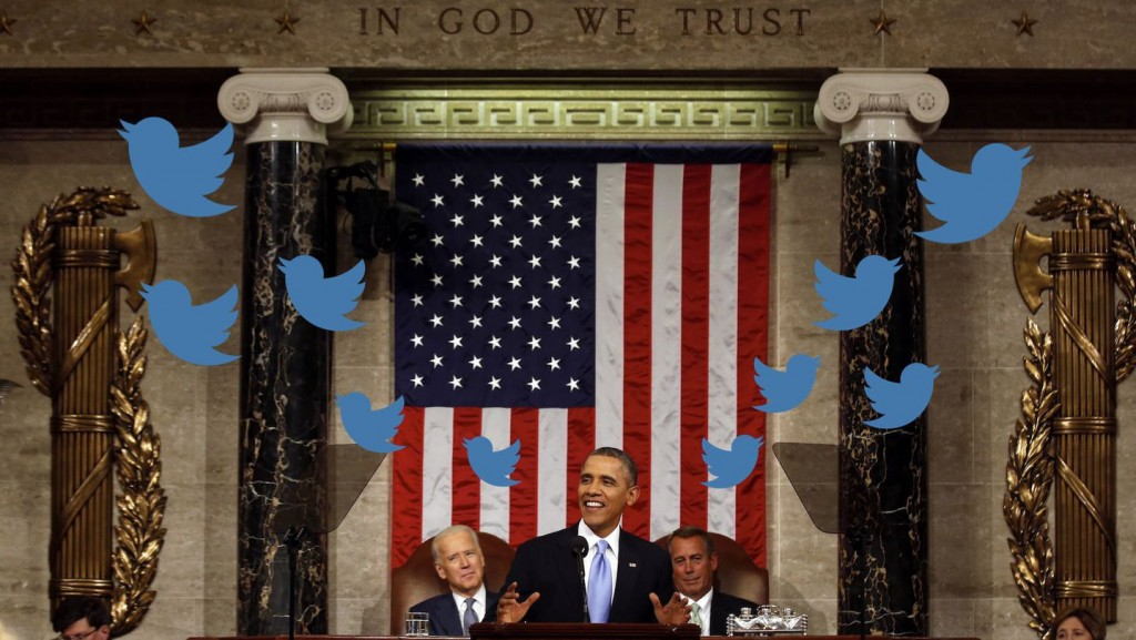 What the Internet Was Doing During the State of the Union