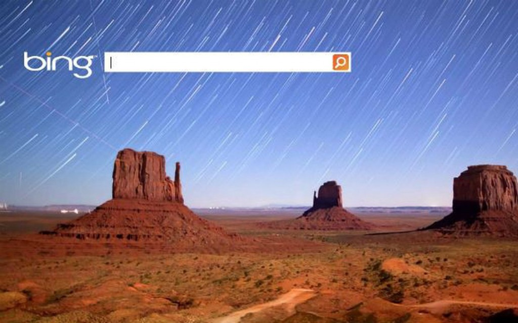 Bing Rolls Out a Beautiful Time-Lapse Video on Its Homepage