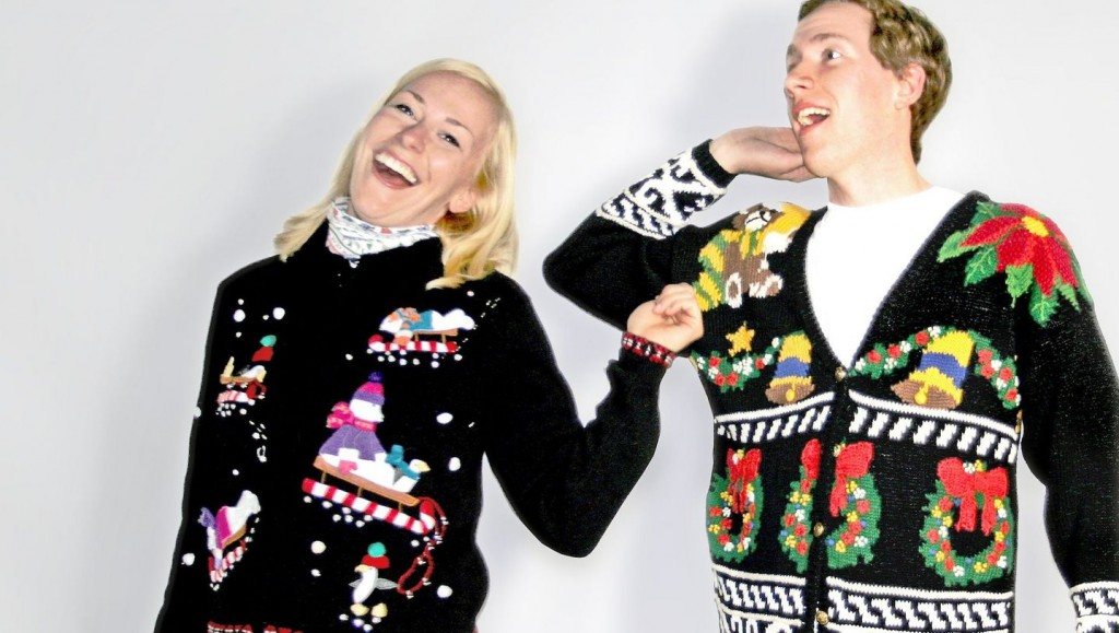 How to Dominate Your Ugly Holiday Sweater Party With an App