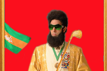 """The Dictator"" Red Band Trailer"