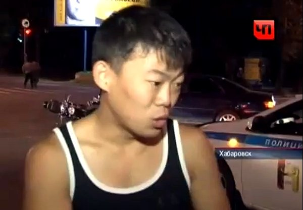 Luckiest Motorcyclist Ever (Video)