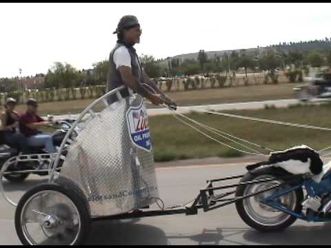 The Motorcycle Chariot is the Most Badass Vehicle to Ever (Illegally) Hit the Road