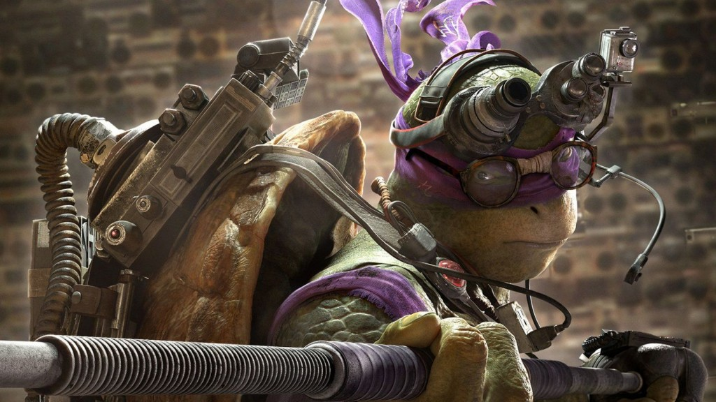 4 Gnarly 'Teenage Mutant Ninja Turtles' Posters and 1 New Trailer