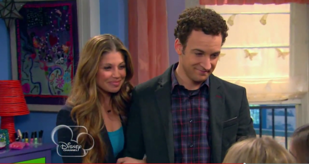 Cory and Topanga Reunite in First 'Girl Meets World' Trailer