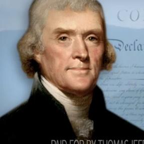 I'm John Adams, And I Approve This Message Because Thomas Jefferson Sucks