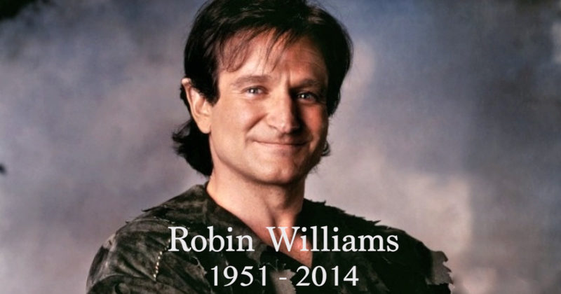 The Actors Who Played The Lost Boys In 'Hook' Pay Tribute To Robin Williams