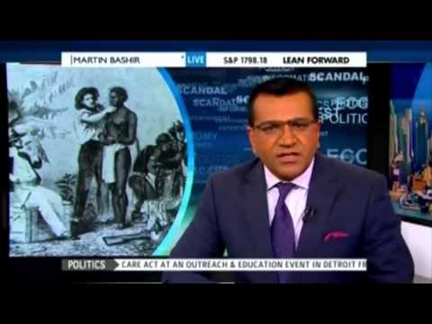 Sick Martin Bashir takes Sarah Palin-bashing to obscene new extreme