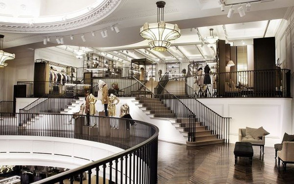 Burberry to Open Digitally Integrated Store in London