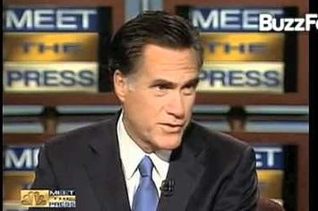 Romney Supported Federal Individual Mandate In 2009