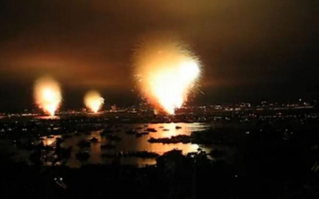 Watch San Diego's Fourth of July Fireworks Fail