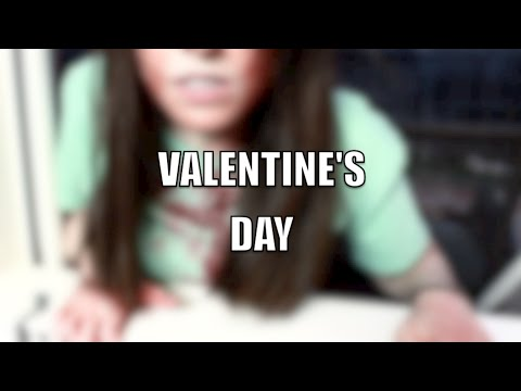 Valentine's Gets a Little Creepy