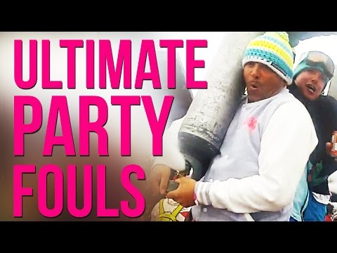 Have You Committed an Ultimate Party Foul?
