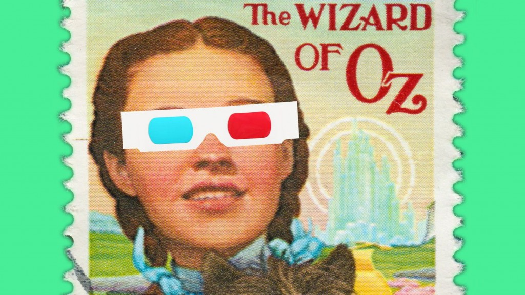 'Wizard of Oz' in 3D Comes to IMAX Theaters for One Week