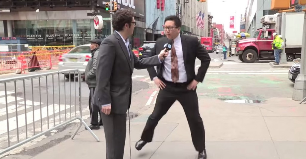 Jimmy Fallon Asks Folks About Equal Pay And They Dance Their Answers. Really. See For Yourself.