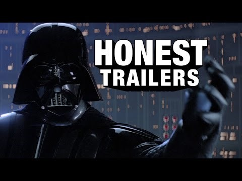 Honest Trailers: Star Wars: Episode V - The Empire Strikes Back