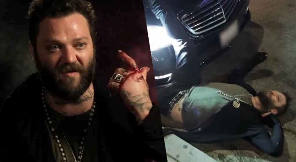 Sad New Footage Of Bam Margera Shows Him At Rock Bottom