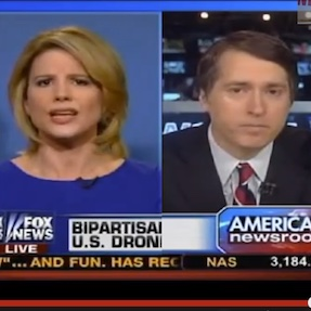 A Heated Fox News Debate Over Drone Strike Policy Turns Into A Yelling Match
