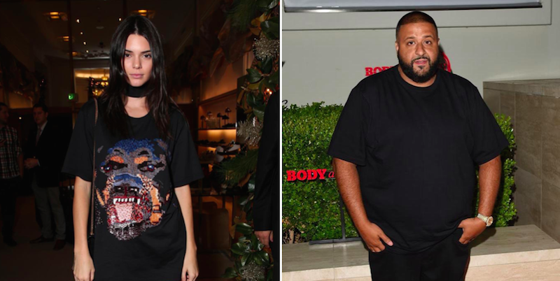 Kendall Jenner Made It In DJ Khaled's Snap Story And Totally Freaked Out (Video)