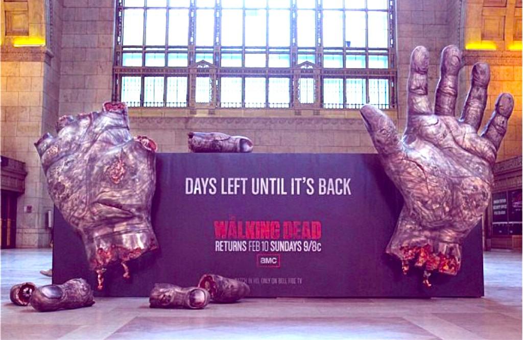 """The Best """"Walking Dead"""" Promo Ads"""